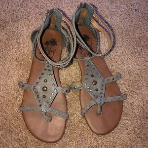 JELLYPOP SANDALS WITH STUDS